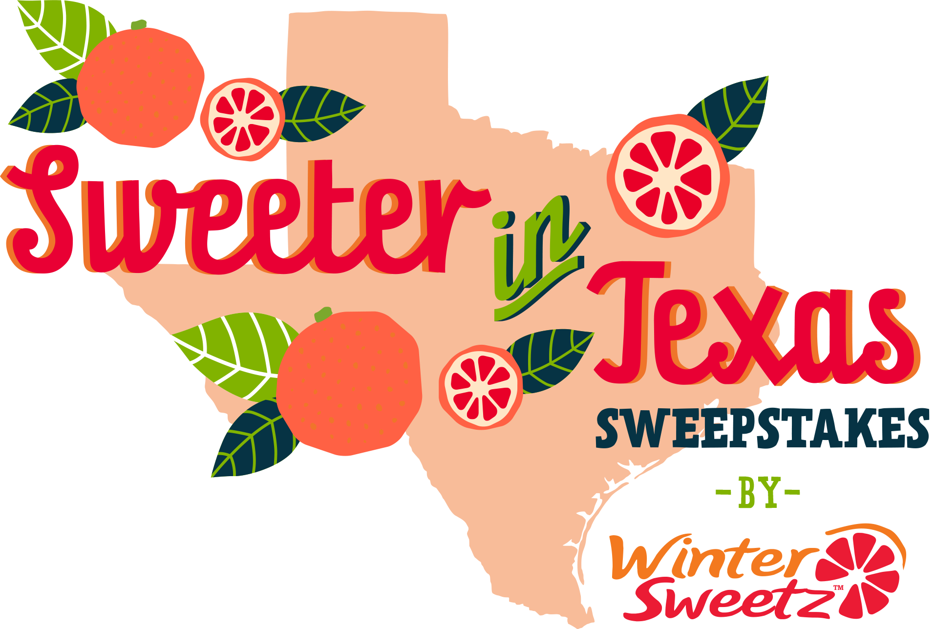 logo for Sweeter in Texas Sweepstakes by Winter Sweetz
